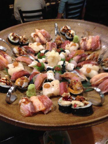 【すし遊】ミッドタウンのリーズナブルな穴場的寿司店