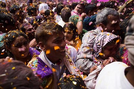 Vrindavan, India, 2014 / © Takehiko Yagi
