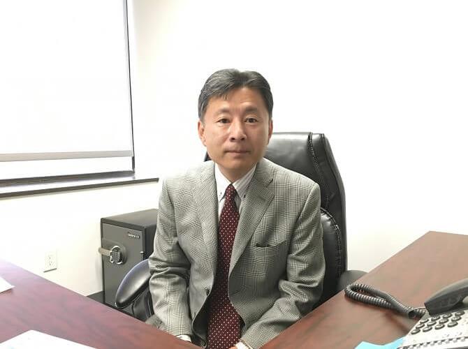 富田製薬株式会社 米国ニュージャージー支店 支店長 黒坂 和彦氏
